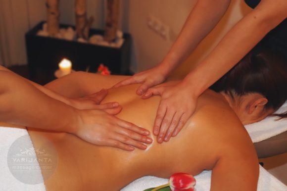 Kraljevska masaža – Topličin venac – Stari grad – Varijanta Massage center