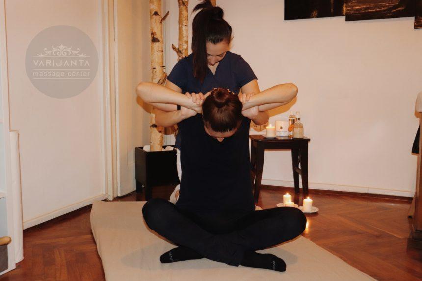 Šta je Shiatsu masaža & Varijanta Massage center