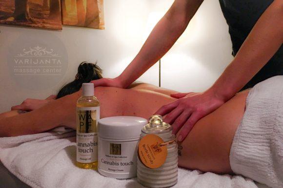 Krema i ulje od kanabisa – Varijanta Massage Center – Topličin venac