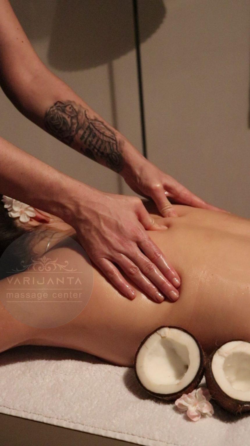 Terapeutska masaža-Stari grad-Varijanta Massage Center-Beograd