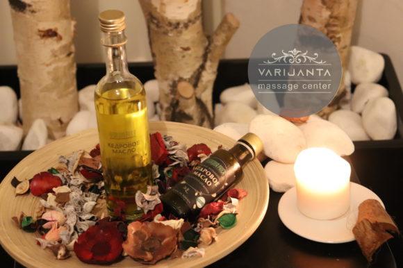 Kedrovo ulje, blagodeti & Varijanta Massage center