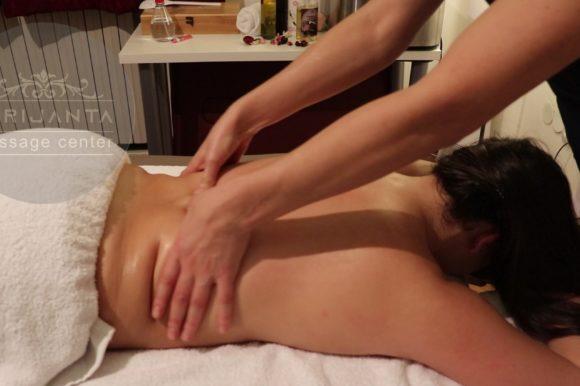 Mišići leđa & Varijanta Massage center, Stari grad