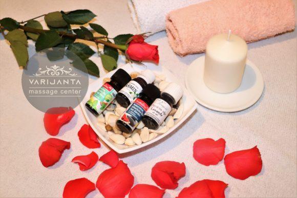Aromaterapijom za bolji imunitet & Varijanta Massage center