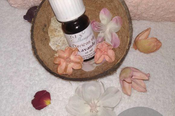 Eterično ulje lavande & Varijanta Massage center
