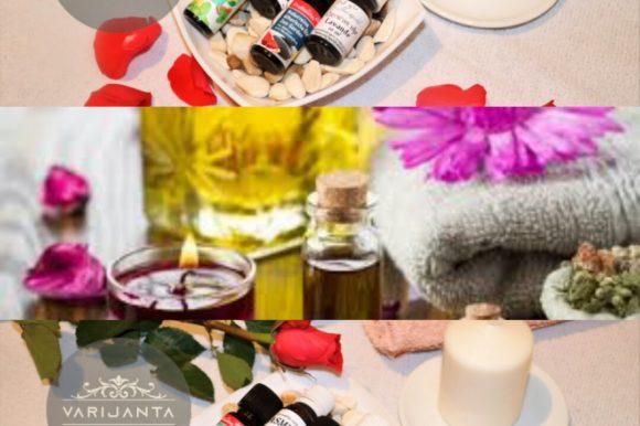 Aromaterapija & Varijanta Massage center