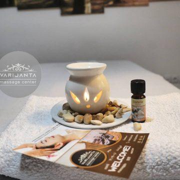 Eterično ulje vanile & Varijanta Massage center