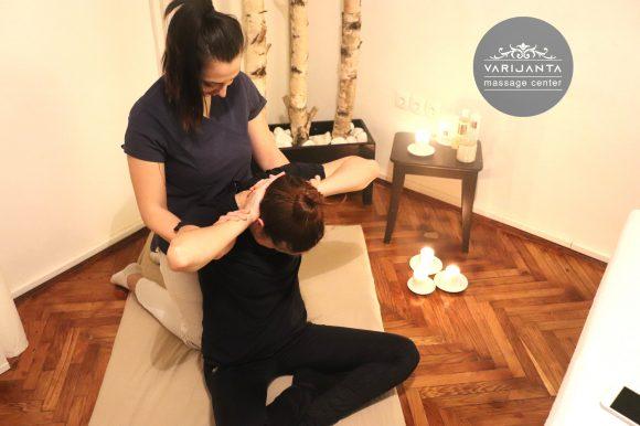 Tajlandska masaža – Varijanta Massage center – Stari grad