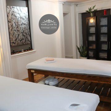Uživanje u dvoje & Varijanta Massage center
