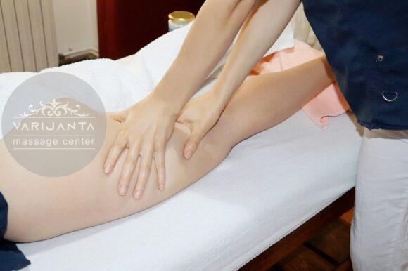 Varijanta Mix masaža & Stari grad