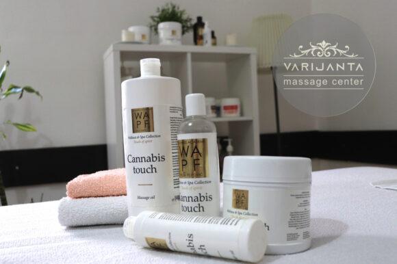 Kanabis program & Varijanta Massage center