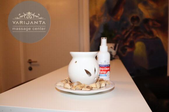 Svakodnevna dezinfekcija & Varijanta Massage center
