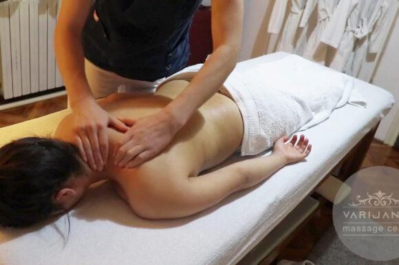 Terapeutska masaža – Masaža u srcu grada