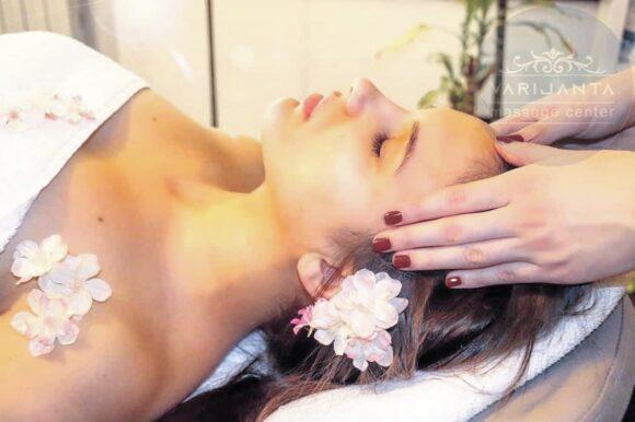 Masaža glave za maksimalnu opuštenost – Varijanta Massage center
