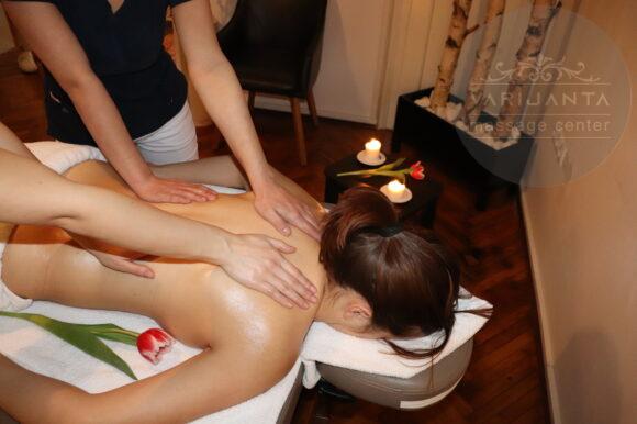 Kraljevska masaža u srcu grada Beograda
