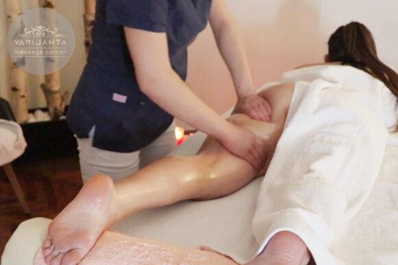 Sportska masaža – Massage Belgrade
