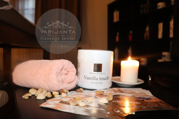 Lekovito dejstvo vanile & Varijanta Massage center