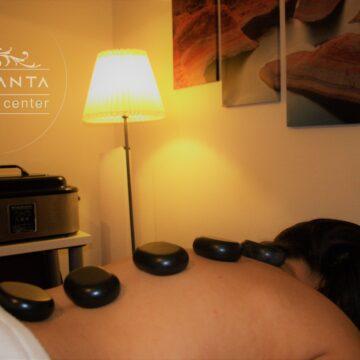 Toplo kamenje za malo hladnije dane & Varijanta Massage center