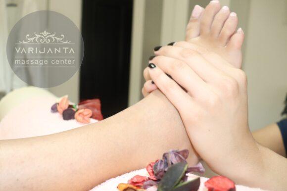 Stopala kao stub zdravlja & Varijanta Massage center