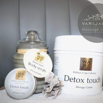 Detox program za Vaše telo & Varijanta Massage center