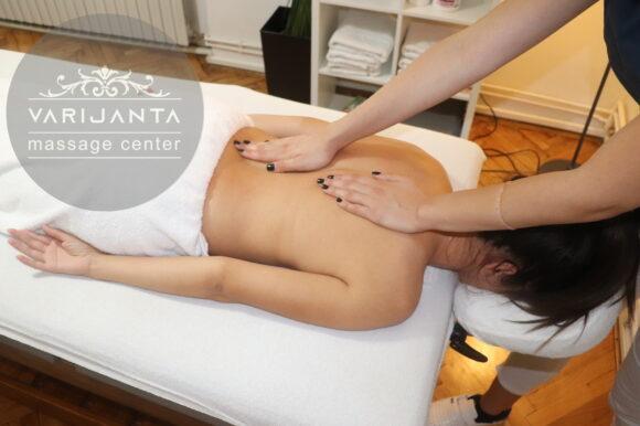 Masaža za bolji dan & Varijanta Massage center