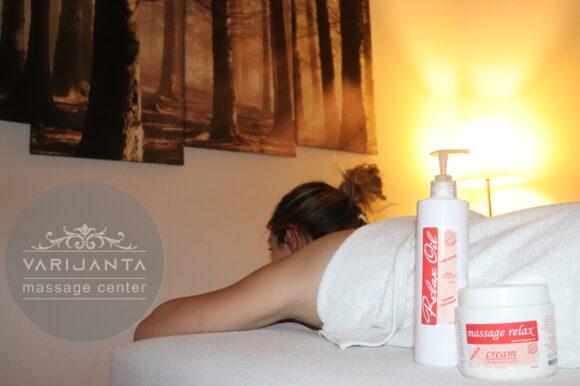 Šta je relaksacija & Varijanta Massage center