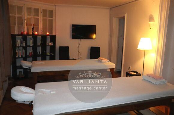 Team building u salonu & Varijanta Massage center
