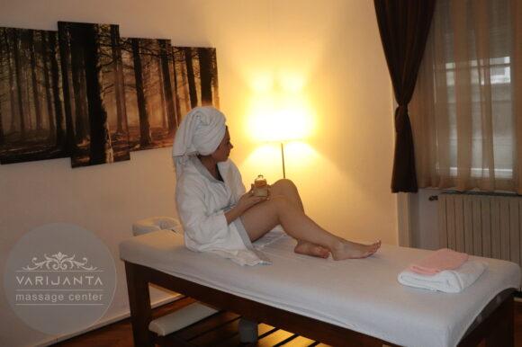 Rescue antistress massage & Varijanta Massage center