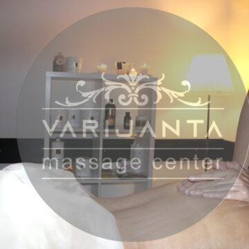 Masažom do boljeg sna & Varijanta Massage center