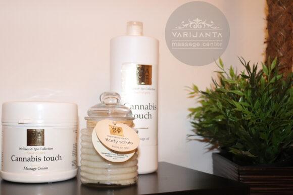 Canabis ritual for you & Varijanta Massage center