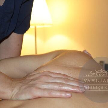 Dejstva Shiatsu masaže & Varijanta Massage center