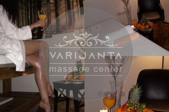 Masaža je predah & Varijanta Massage center