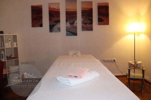 Naše sobe & Varijanta Massage center