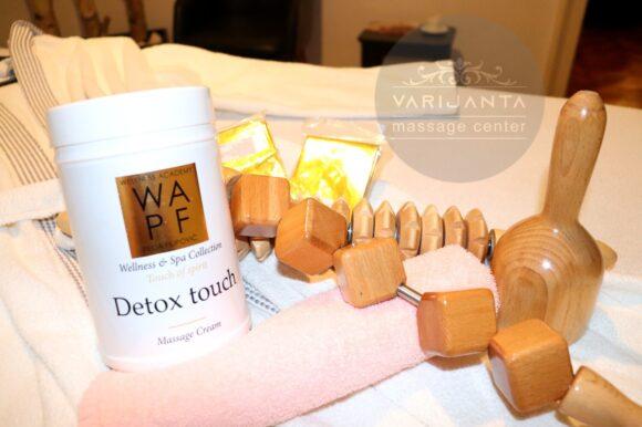 Anticelulit masaža & Varijanta Massage Center